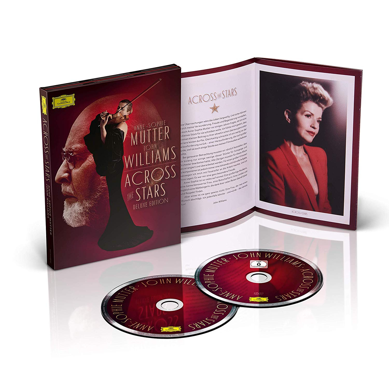 Across the Stars - wydanie deluxe [CD+DVD]