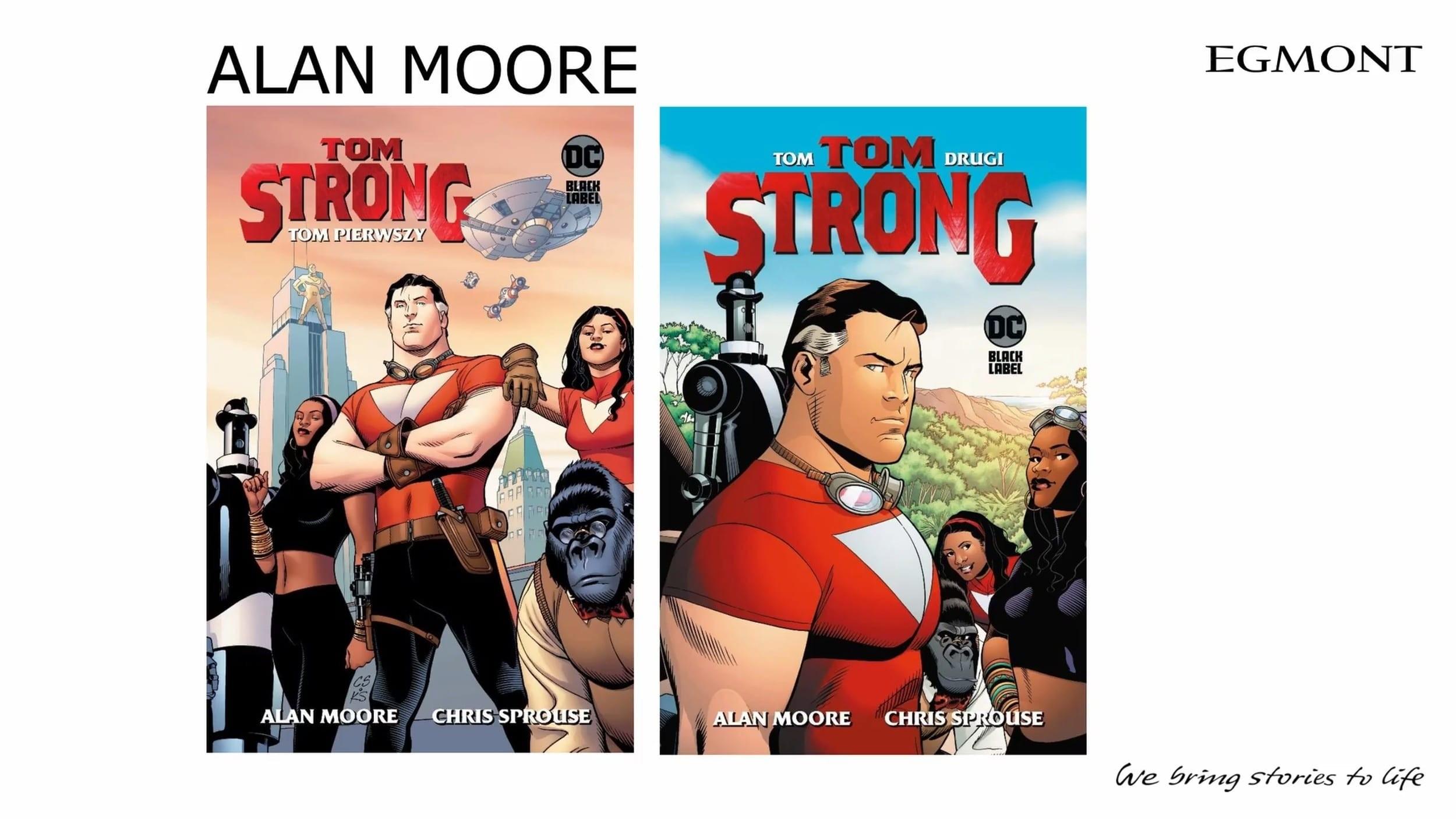 komiksy Egmontu na 2021