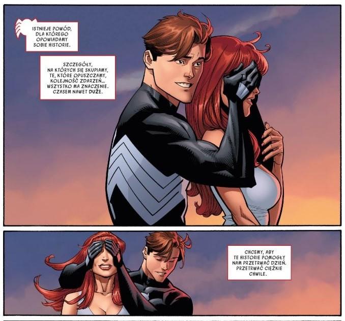 Amazing Spider Man tom 1 Powrót do korzeni plansza