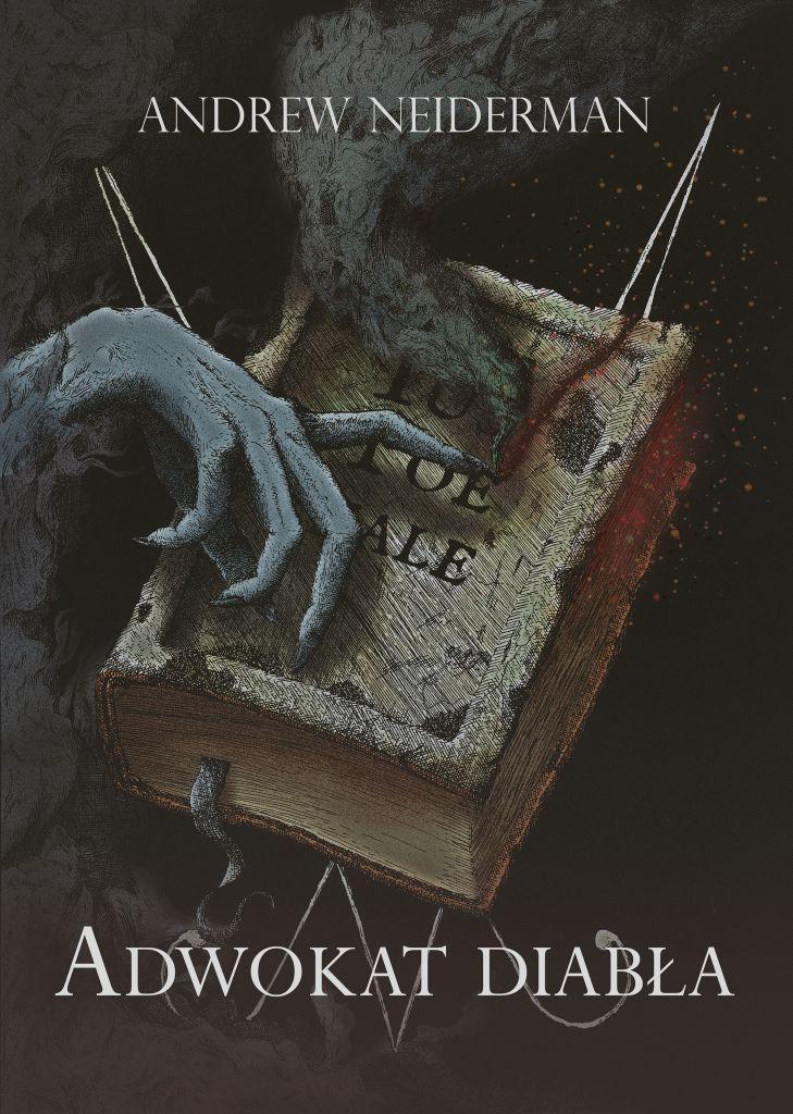 Andrew Neiderman Adwokat diabła - oprawa twarda (Wydawnictwo Vesper)