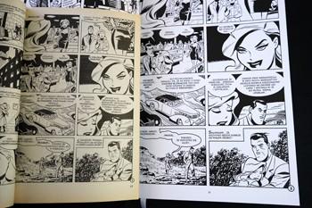 Porównanie Batman Noir. Batman Black & White z wydaniami od TM-Semic, Egmontu i Muchy Comics