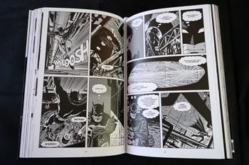 Batman Noir. Batman Black & White tom 1 Wieczna żałoba – prezentacja komiksu