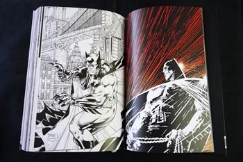 Batman Noir. Batman Black & White tom 2 Nigdy po trupie – prezentacja komiksu