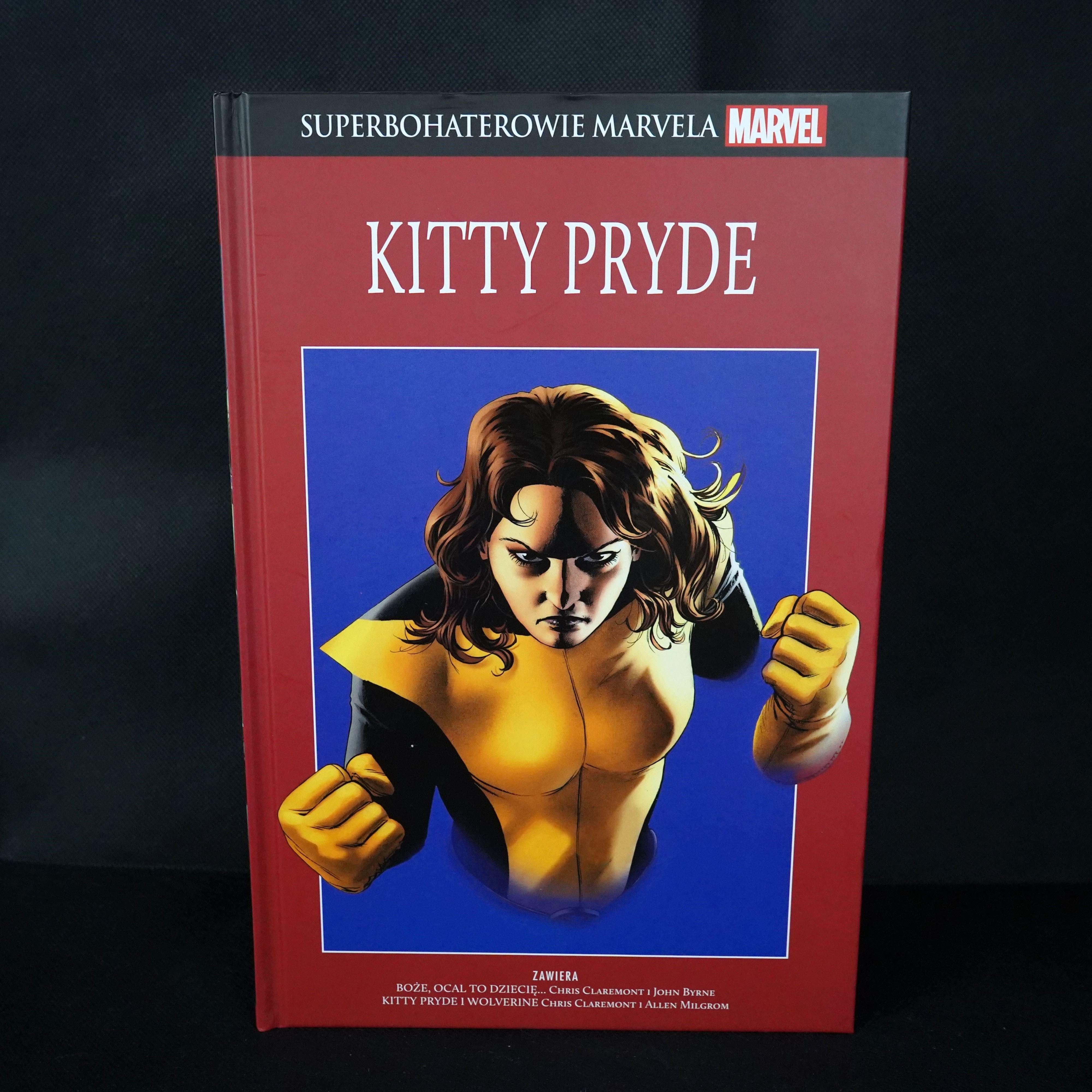 Superbohaterowie Marvela tom 118 Kitty Pryde