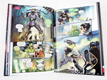 Batman Metal tom 1: Mroczne dni - prezentacja komiksu
