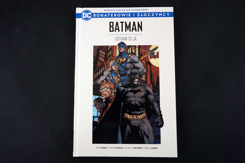 Wielka Kolekcja Komiksów DC. Bohaterowie i Złoczyńcy tom 1