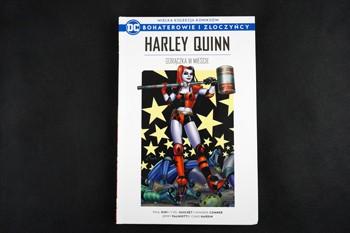 """Wielka Kolekcja Komiksów DC. Bohaterowie i Złoczyńcy #2: """"Harley Quinn: Gorączka w mieście"""" – prezentacja komiksu"""