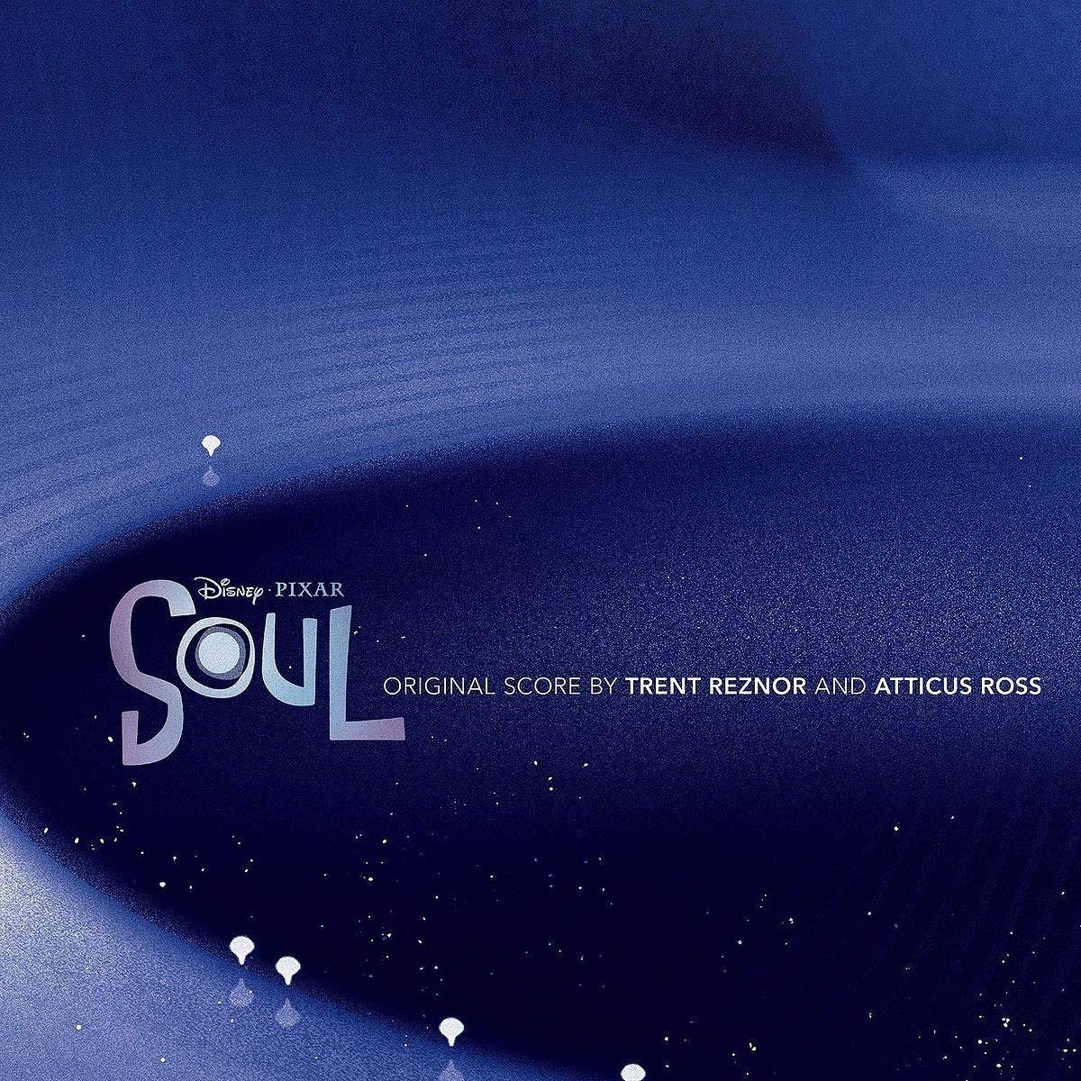 Co w duszy gra - okładka wydania soundtracku LP
