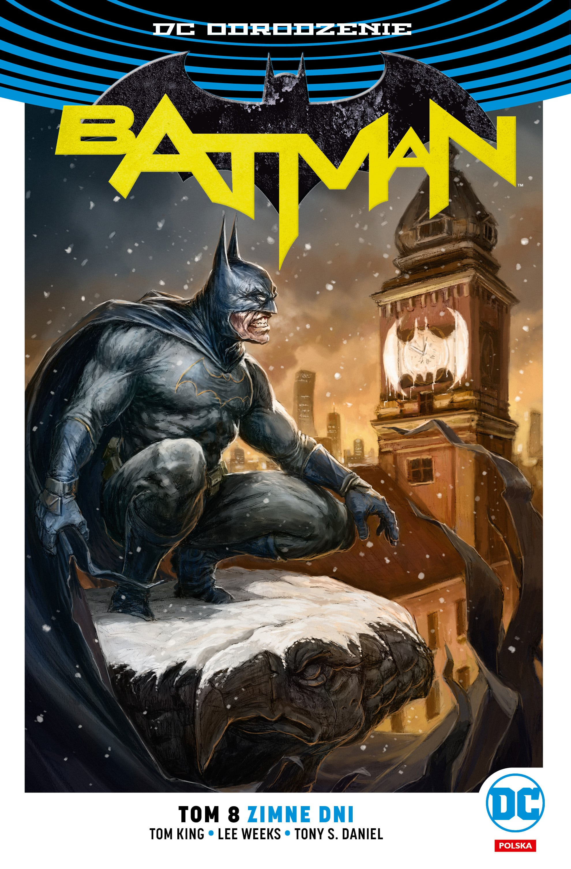 cover_rebirth Batman_Vol. 8 PL Batman in Warsaw_Larek-min.jpg