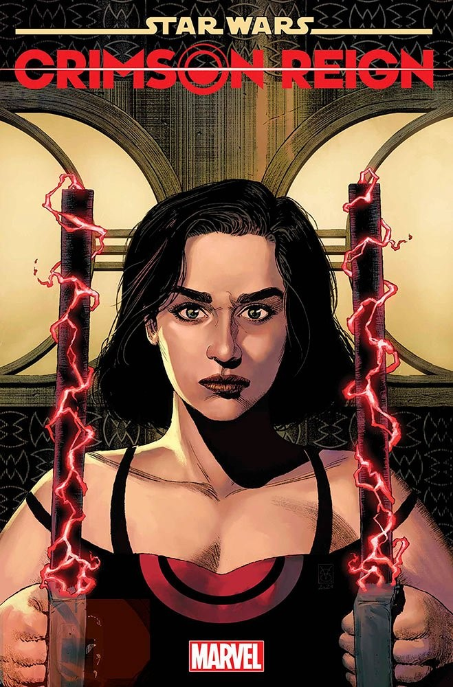 Star Wars: Crimson Reign okładka komiksu