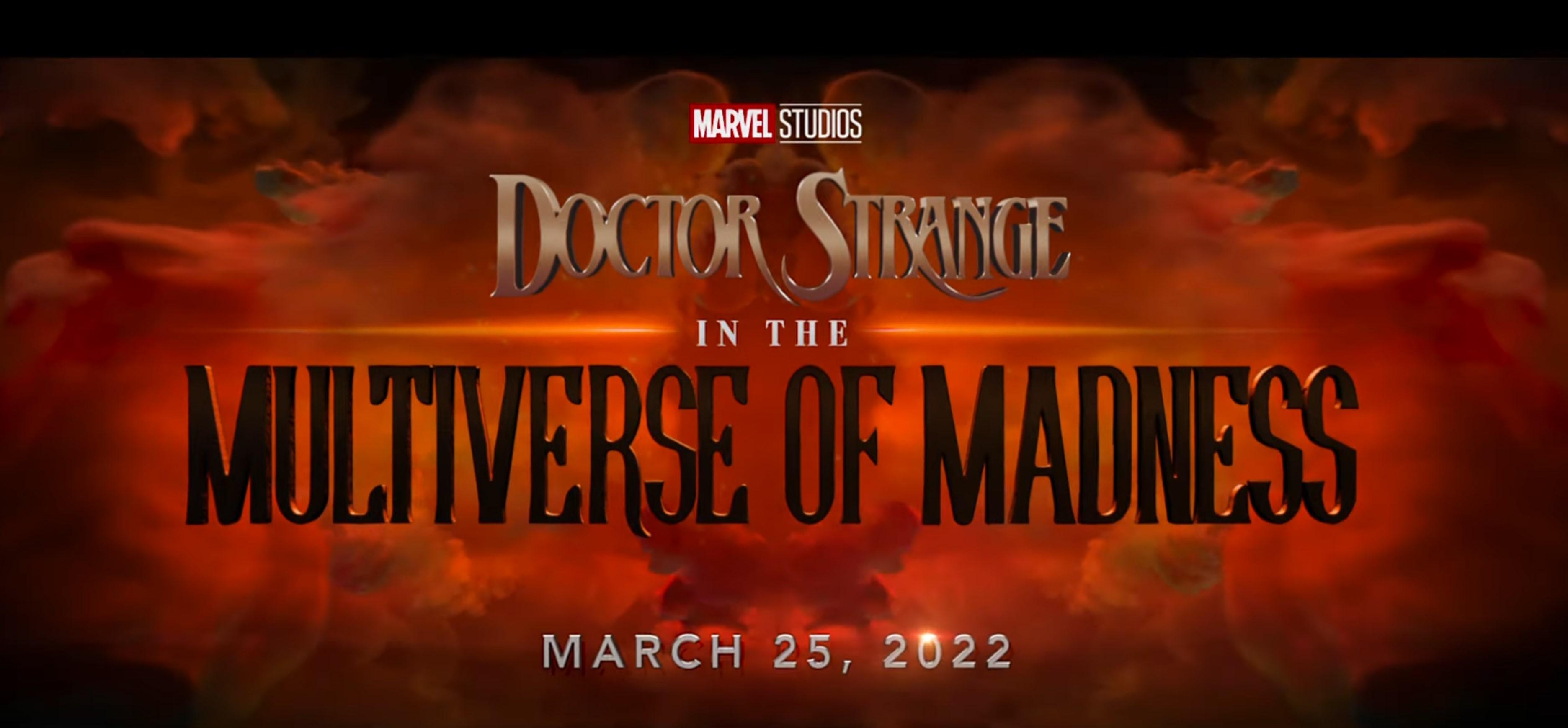 doktor strange 2 data premiery