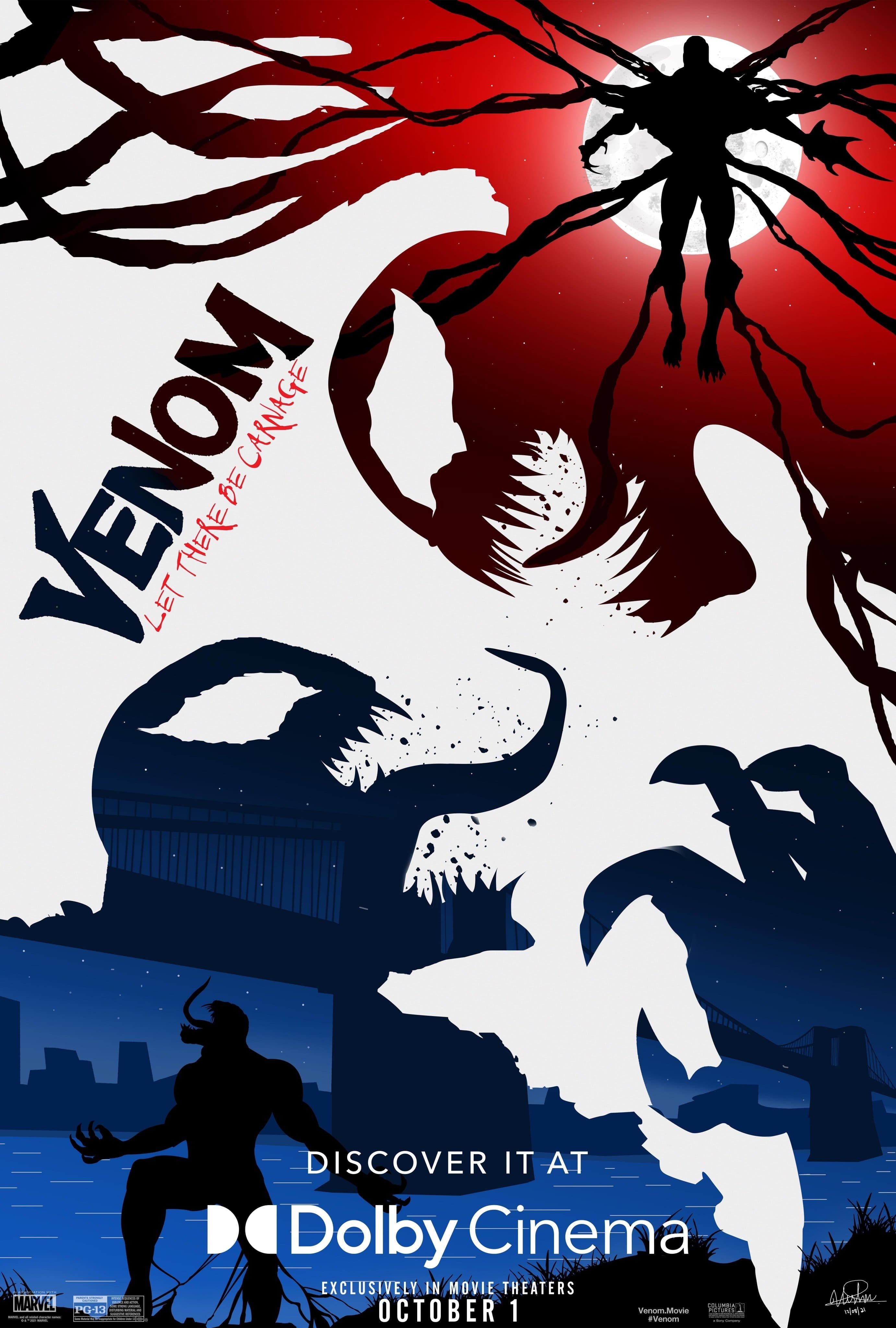 Venom 2: Carnage plakat