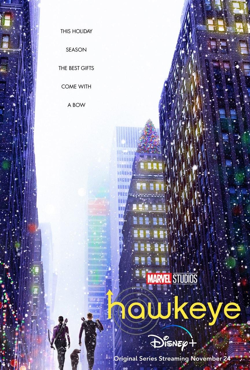 Hawkeye plakat