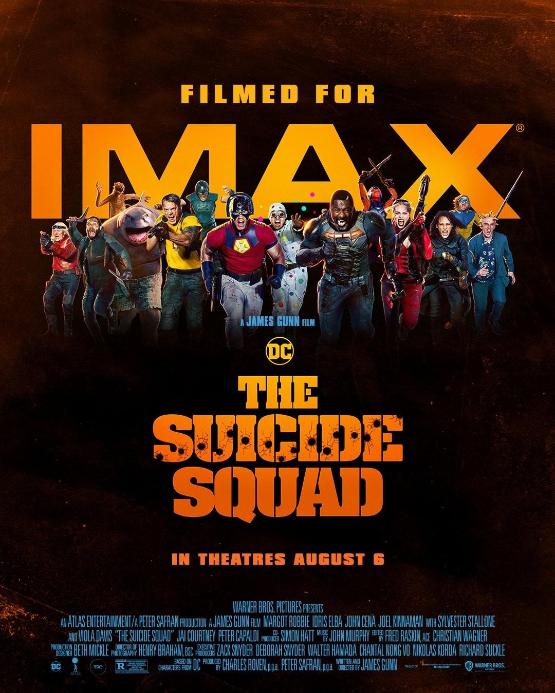 "Plakat filmu ""Legion samobójców"""