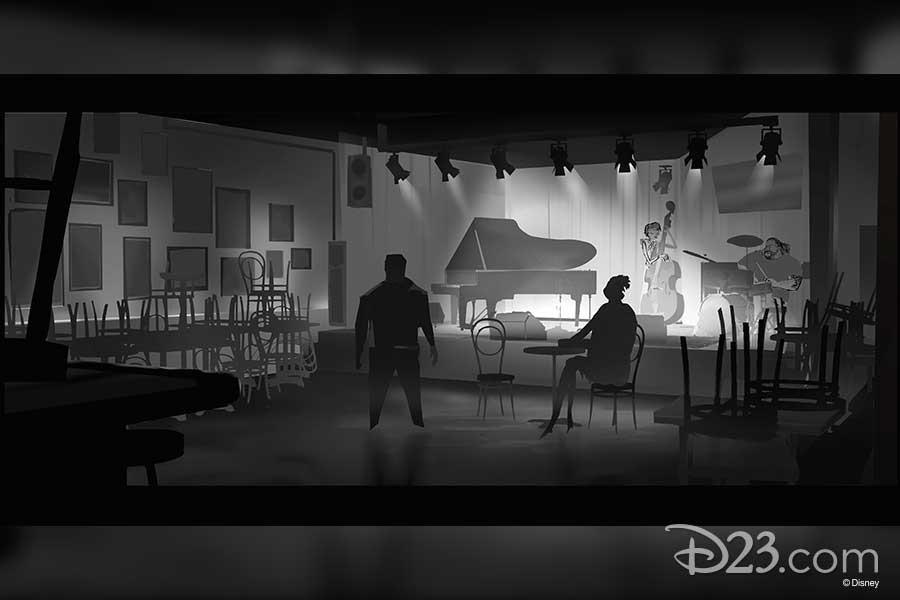 """""""Co w duszy gra"""" Pixara na nowych grafikach koncepcyjnych"""