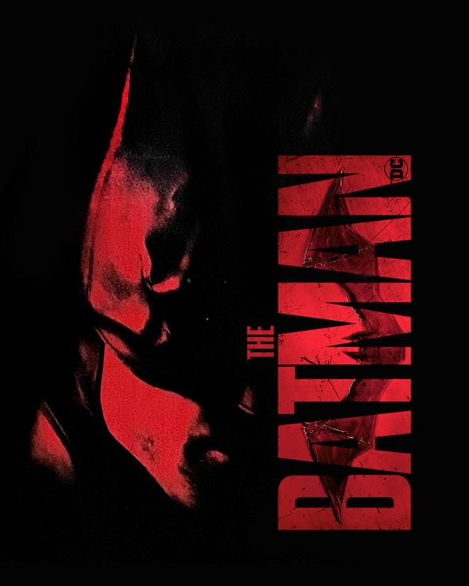 Batman plakat filmu