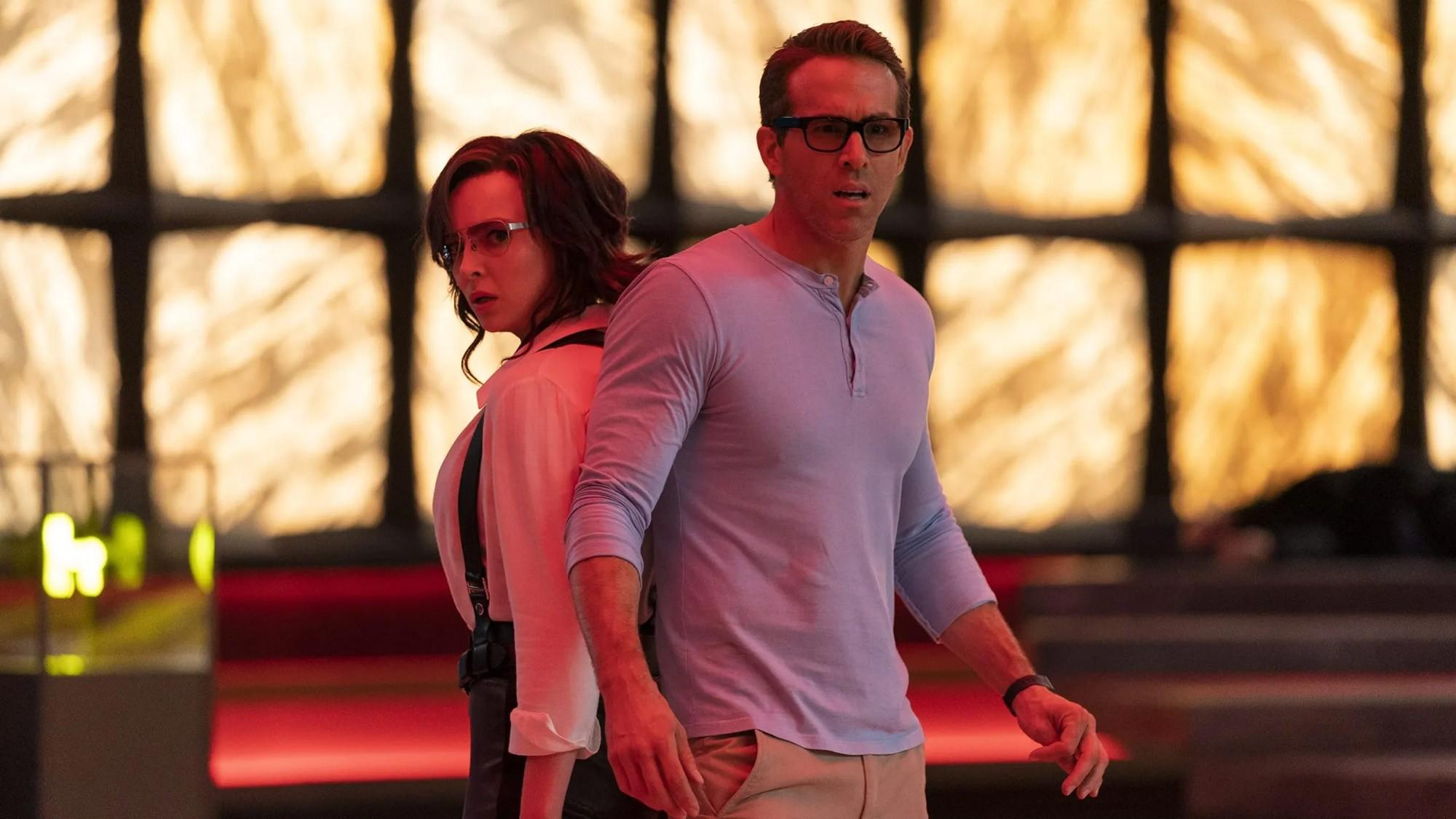 Free Guy Jodie Comer i Ryan Reynolds