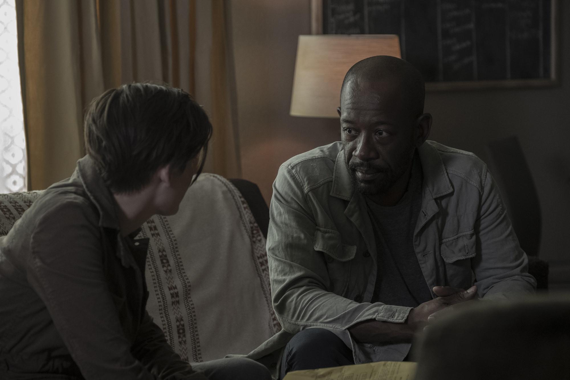 """""""Fear the Walking Dead"""" sezon 5 – zwiastun, fragment i zdjęcia z czternastego odcinka"""