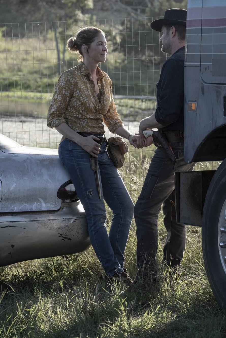 """""""Fear the Walking Dead"""" sezon 5 – zwiastun, fragment i zdjęcia z piętnastego odcinka"""