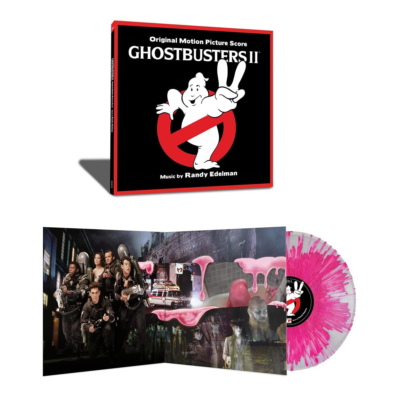 Ghostbusters II (1989) - soundtrack (LP)
