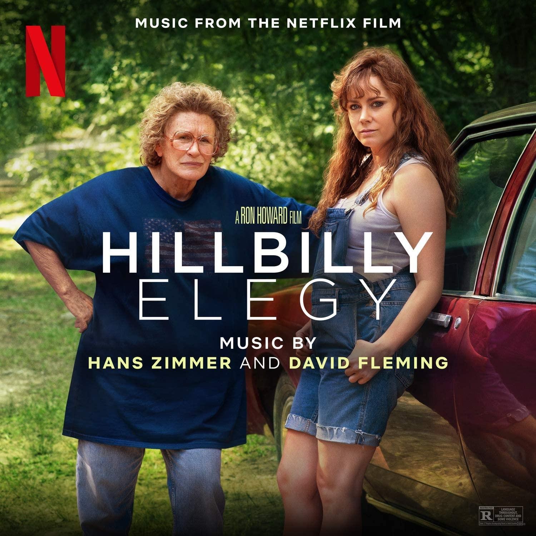 Hillbilly Elegy - okładka soundtracku CD (front)