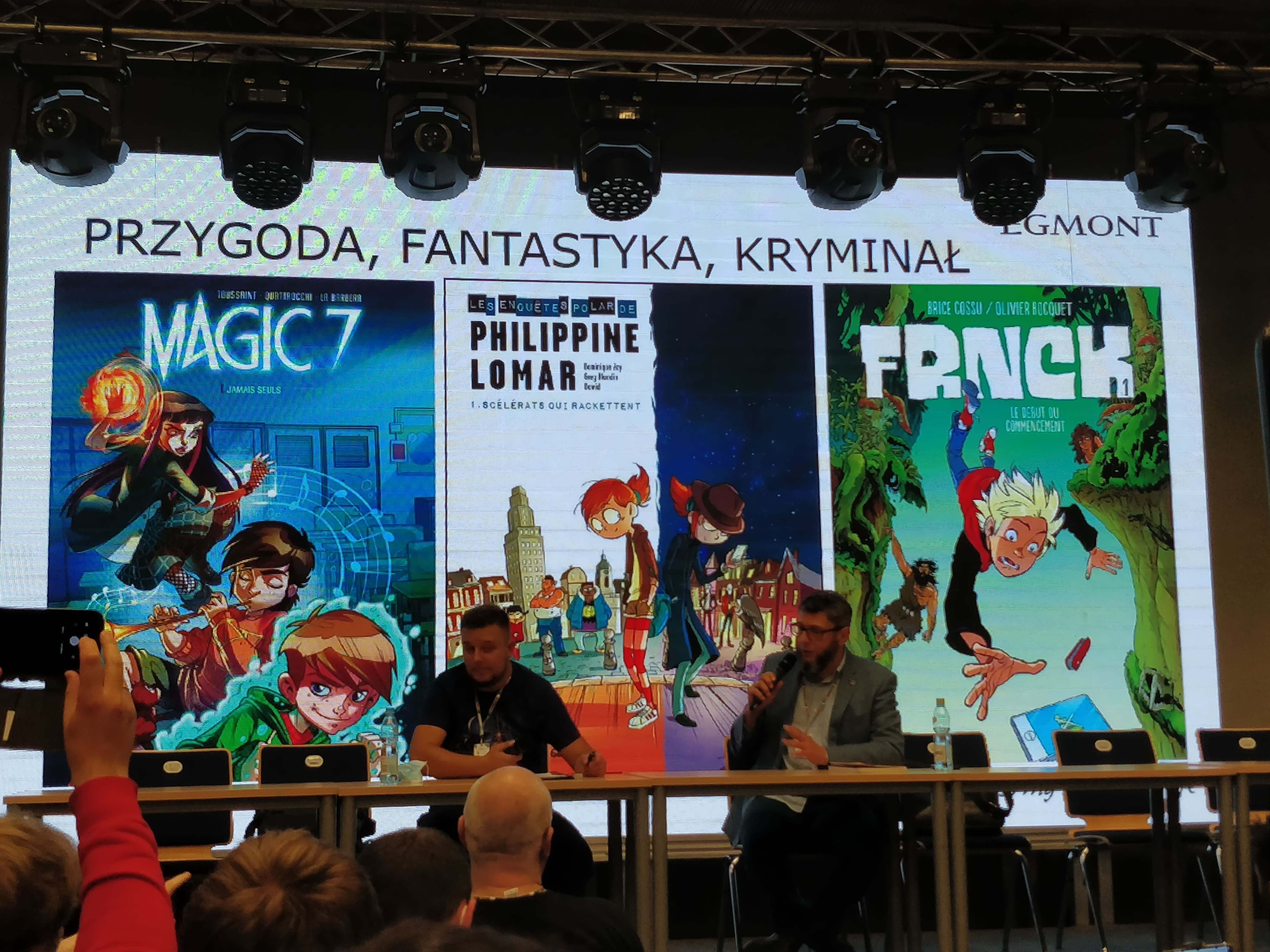 MFKiG 2021: Spotkanie z Egmontem – transmisja na żywo. Pierwsze zapowiedzi na 2022 rok