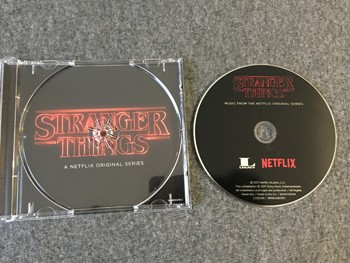 Stranger Things – Music from the Netflix Original Series