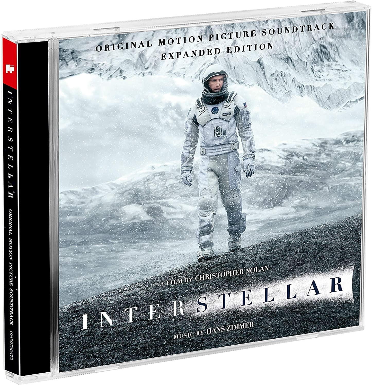 Interstellar - soundtrack (2CD)