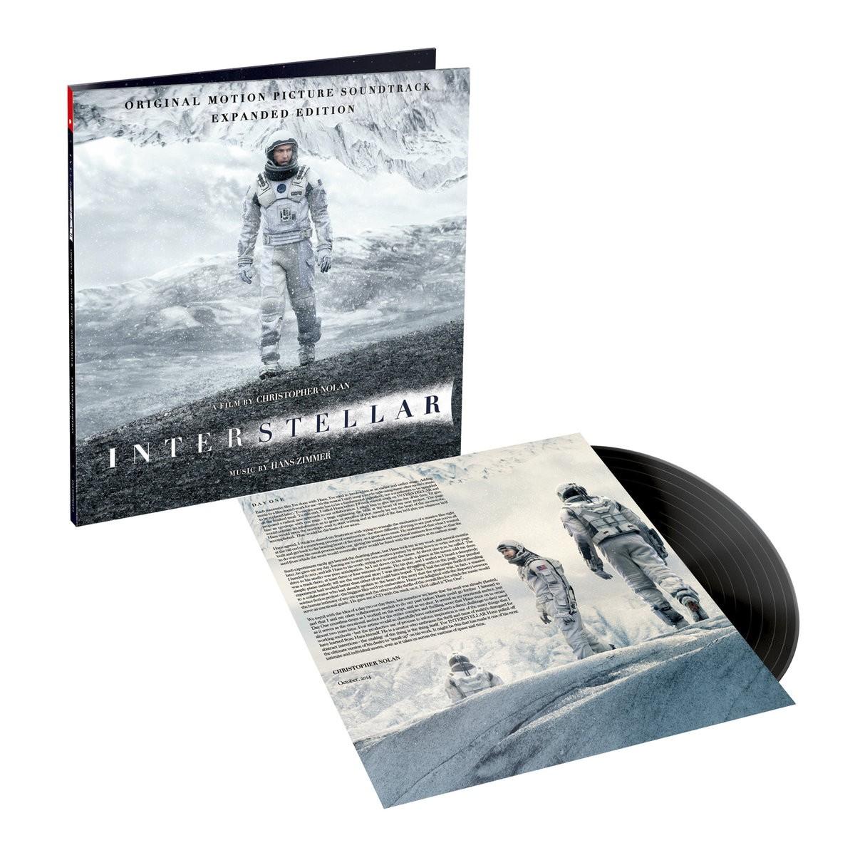 Interstellar - soundtrack (LP)
