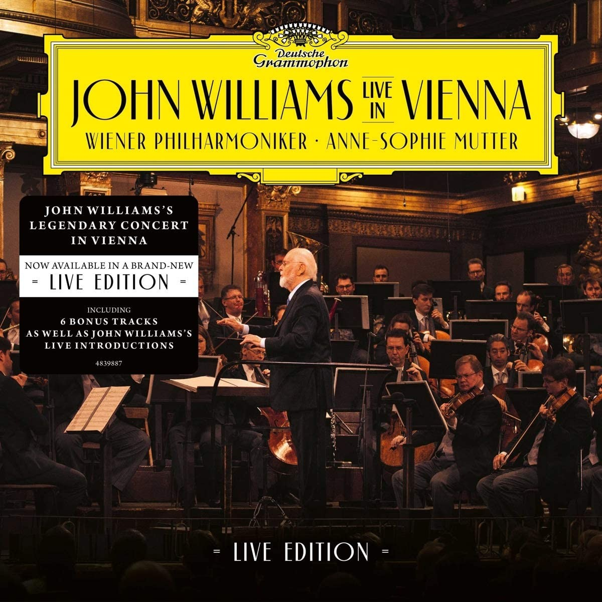 John Williams in Vienna - Live Edition 2CD