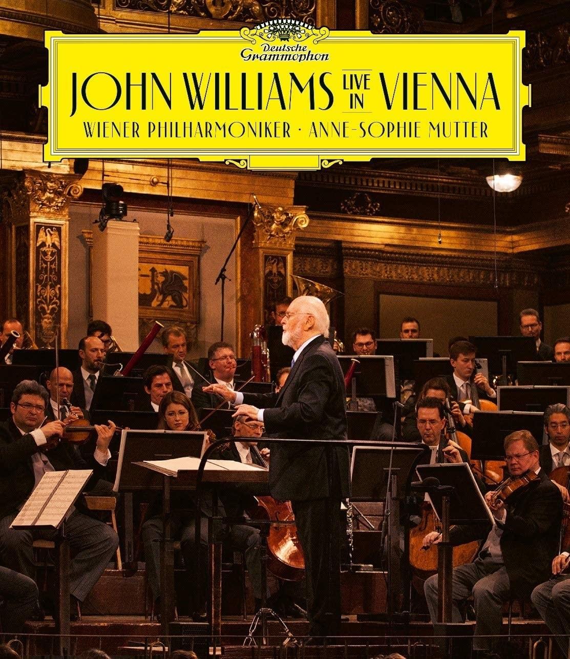John Williams in Vienna - wydanie BD