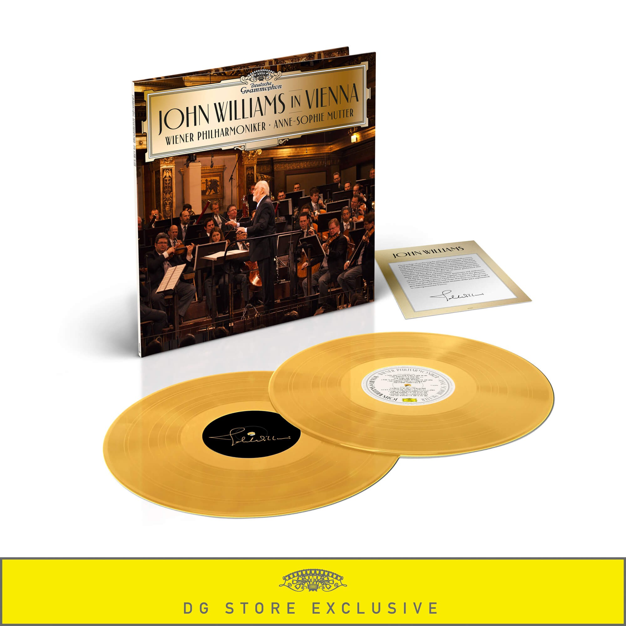 John Williams in Vienna - Exclusive Vinyl [2xLP]