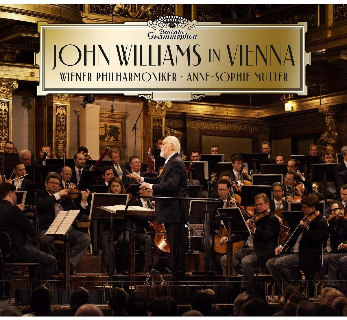 John Williams in Vienna - wydanie CD