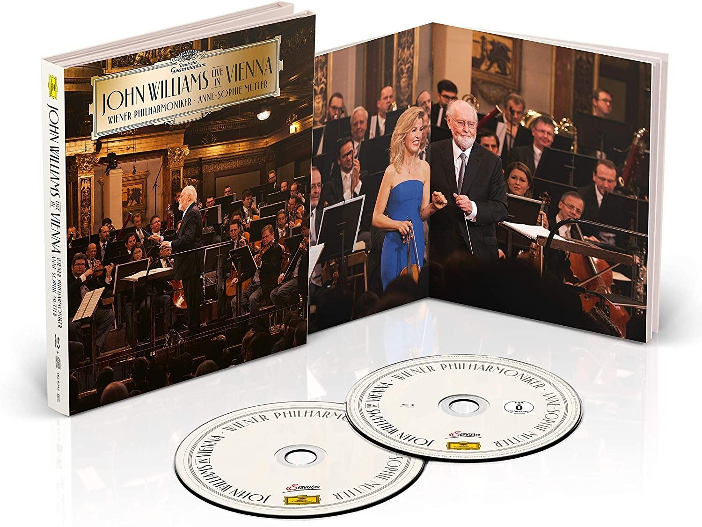 John Williams in Vienna - wydanie deluxe [BD+CD]