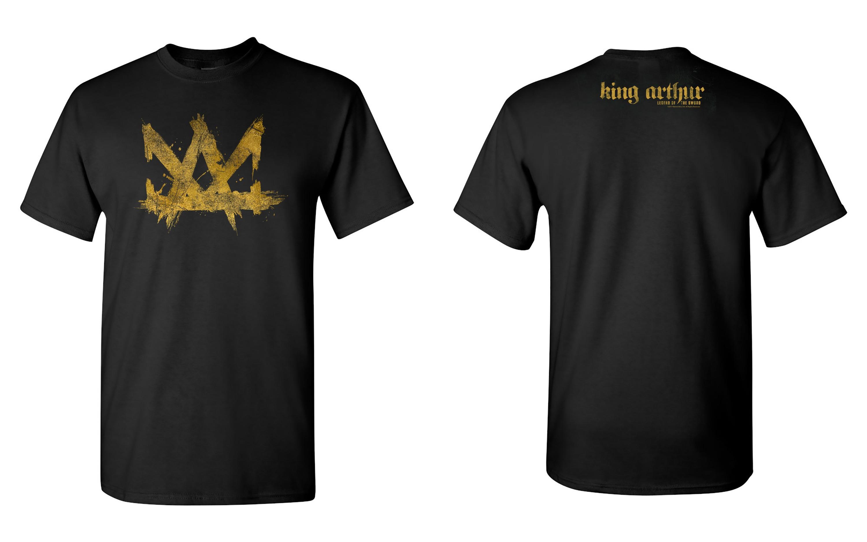 Król Artur koszulka.JPG