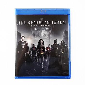 Liga Sprawiedliwości Zacka Snydera Blu-ray