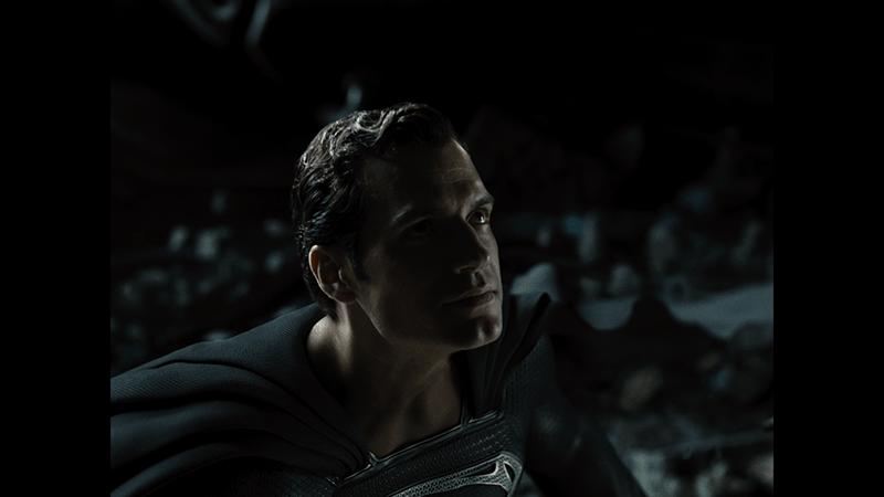 liga sprawiedliwosci zacka snydera superman