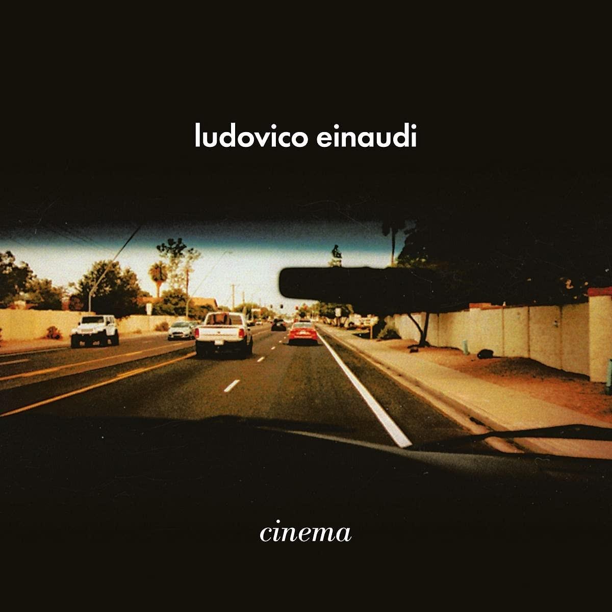 Ludovico Einaudi Cinema - front okładki wydań CD i LP