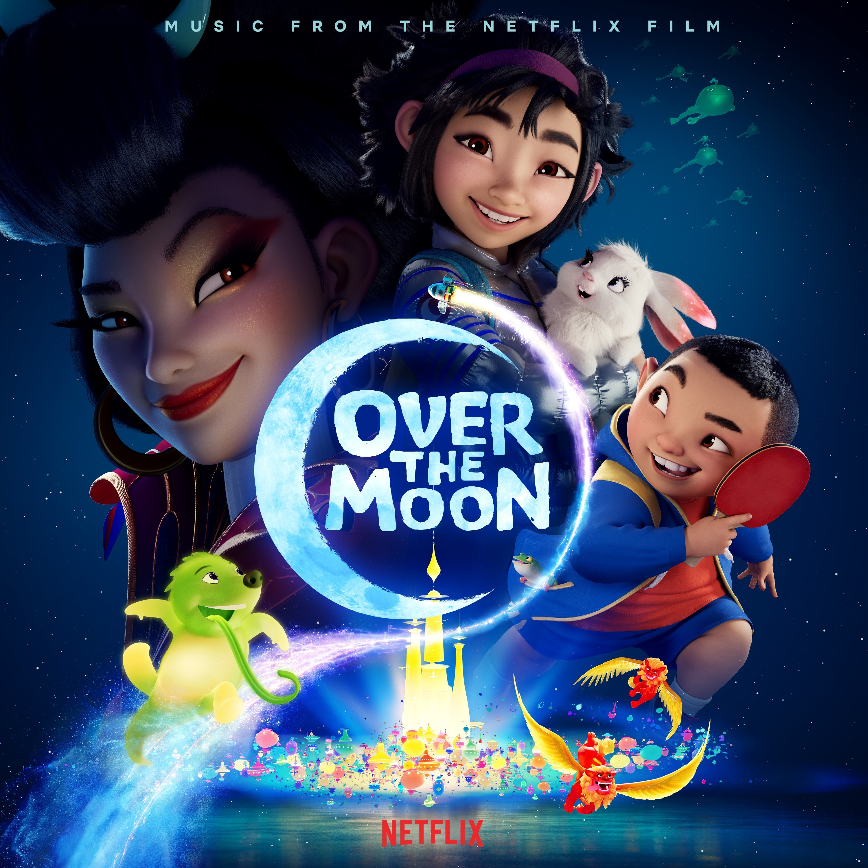 Wyprawa na Księżyc - okładka soundtracku CD (front)