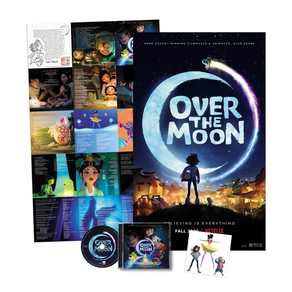 Wyprawa na Księżyc - soundtrack CD