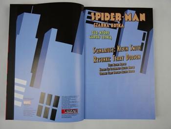 Spider-Man i Czarna Kotka: Zło, które ludzie czynią