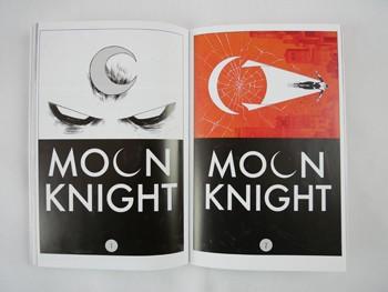Moon Knight tom 1: Z martwych