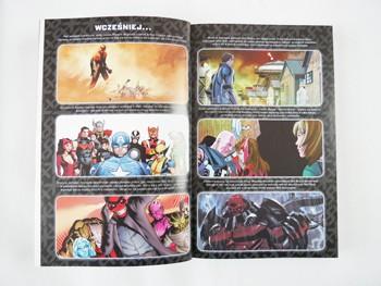 Avengers i X-Men: Axis