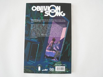Oblivion Song tom 1: Pieśń otchłani