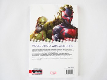 Spider-Man 2099 tom 2: Spiderversum