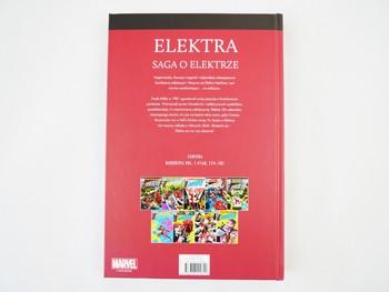 Superbohaterowie Marvela#40: Elektra