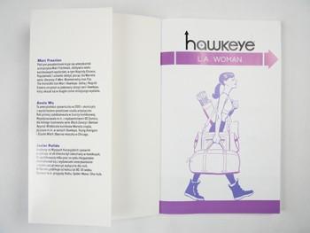 Hawkeye tom 3: L.A. Woman - prezentacja komiksu