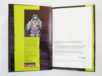 Powrót Mrocznego Rycerza: Ostatnia krucjata - prezentacja komiksu