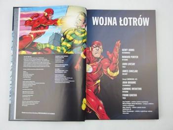 WKKDCC#37: Flash: Wojna Łotrów