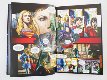 WKKDCC#56: Amerykańska Liga Sprawiedliwości: Pragnienie sprawiedliwości - prezentacja komiksu